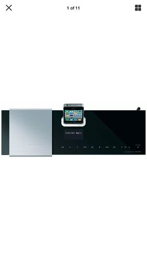 ONKYO ABX-N300 iOnly & Airplay Stream Wireless Music System, Wifi, Remote, 20 W for Sale in Carson, CA