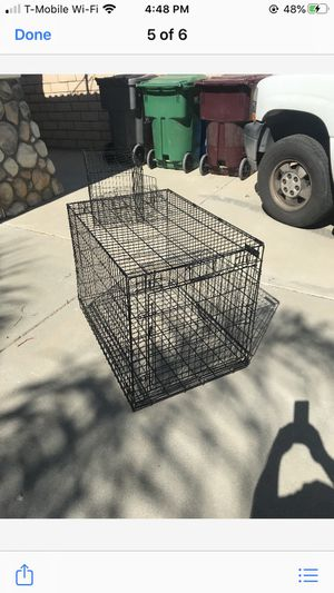 36 in dog crate for Sale in Beaumont, CA