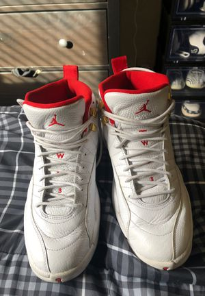 Jordan 12 retro FIBA (size 10) for Sale in San Diego, CA