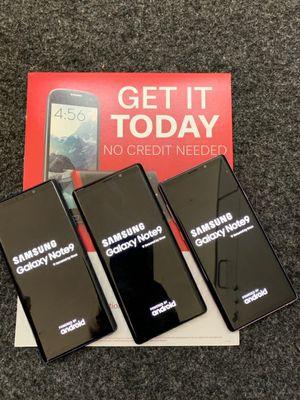 Samsung Galaxy Note 9 unlocked for Sale in Seattle, WA