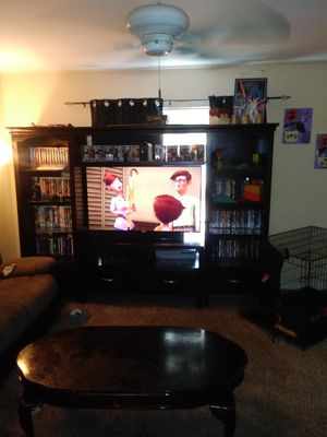 Large entertainment center for Sale in Port Richey, FL
