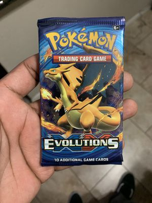 Pokémon Evolutions Pack factory sealed! for Sale in La Puente, CA