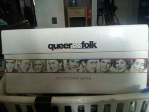 Queen as folk the complete series for Sale in Tacoma, WA