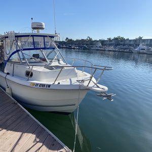 235 Sea Pro Walk around for Sale in Huntington Beach, CA