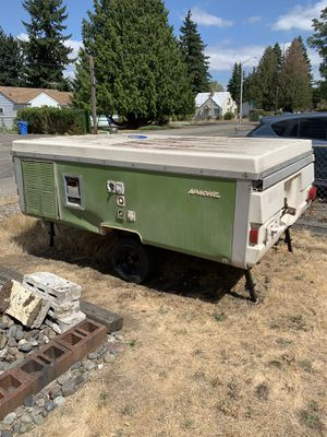 1975 Apache Pop Up Camper for Sale in Tacoma, WA