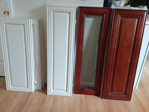 Kitchen cabinet doors for Sale in Des Moines, WA