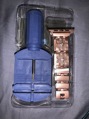 Rose Gold Apple Watch band 42mm for Sale in Hillsboro, OR