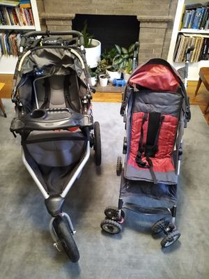 FREE Bob Evolution and First Years strollers for Sale in Chicago, IL