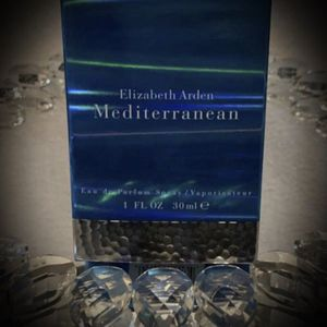 WOMEN - Elizabeth Arden Mediterranean EDP Eau de Parfum Perfume Spray 1 fl oz/30ml NEW IN BOX NIB for Sale in San Diego, CA