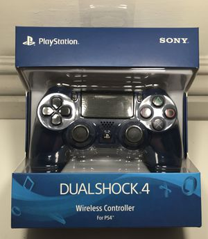 Brand New PS4 Controller Midnight Blue for Sale in Lake Forest, CA