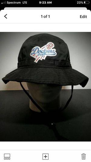 Dodgers bucket hats 20.00 each for Sale in Ontario, CA