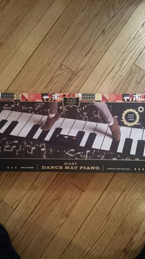 F.A.O. Schwarz dance mat piano for Sale in Martinsburg, WV