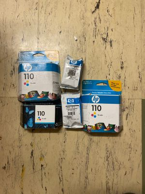 Hp 110 and hp96 ink for Sale in Purling, NY