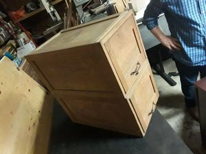 Handmade Wooden Filing Cabinets for Sale in Greenville, SC