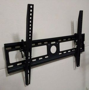 New in box 32 to 65 inches swivel full motion tv television wall mount bracket 120 lbs capacity with hardwares included for Sale in Pico Rivera, CA