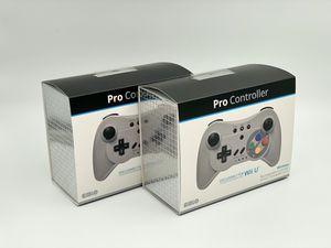 2Pack of EMIO Wireless Controller Pro U Gamepad for Nintendo Wii U for Sale in Santa Ana, CA