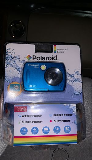 Polaroid digital waterproof Camera/recorder for Sale in Bensalem, PA