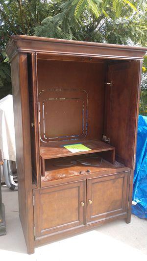 TV hutch for Sale in Escondido, CA