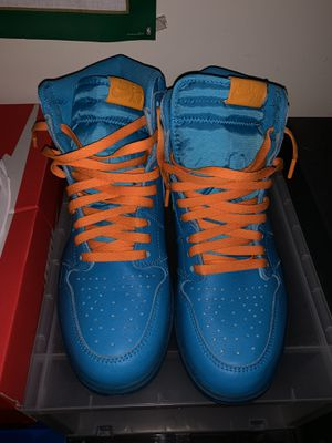 "Air Jordan 1 ""Gatorade"" size 10.5 for Sale in Rockville, MD"