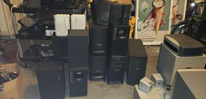 High end stereo equipment for Sale in Canton, GA