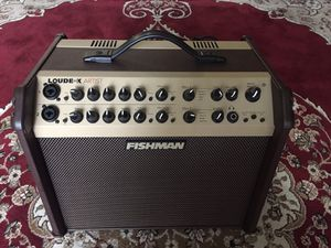 Fishman Loudbox Artist Amplifier for Sale in Riverwoods, IL