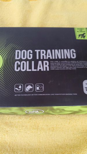 Dog Training Collar for Sale in Jurupa Valley, CA