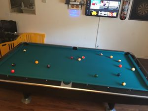 Billiard Table for Sale in Claremont, CA