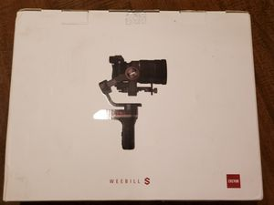Zhiyun Weebill S Gimbal for Sale in Tampa, FL