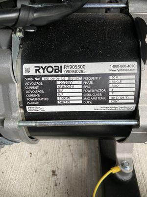 Ryobi 5,500 watt generator. New. Not used. for Sale in West Orange, NJ