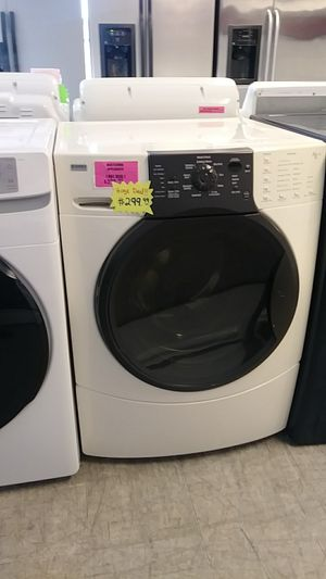 Kenmore Elite front load washer for Sale in Houston, TX