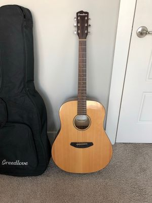 Breedlove acoustic guitar for Sale in Seattle, WA
