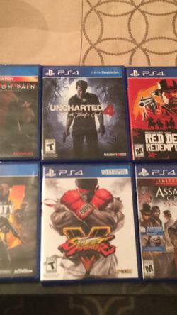 Ps4 Games for Sale in Dacula,  GA