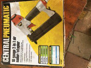 """18""""nail/Staple Gun new in box for Sale in Atlanta, GA"""