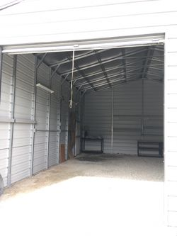 Boat Storage - Fully enclosed + Door & Lock (1 spot left) for Sale in Manson,  WA