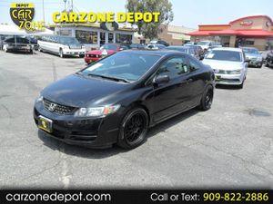 2011 Honda Civic Cpe for Sale in Fontana, CA