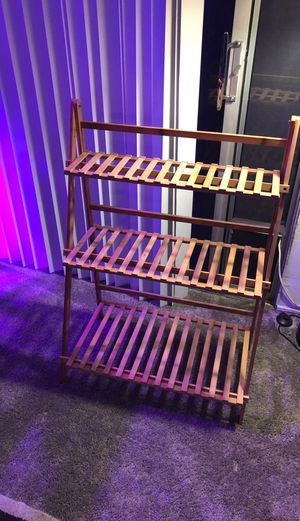 Plant stand / shelf for Sale in Downey, CA