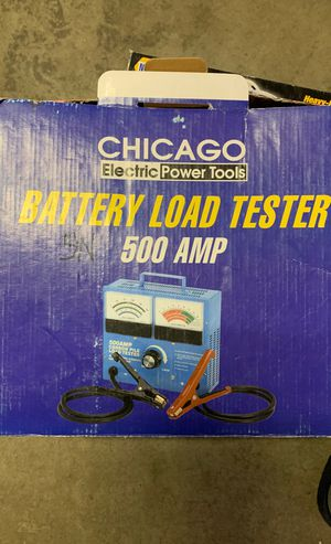 Battery load tester for Sale in Montebello, CA