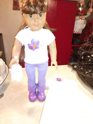 American girl doll and accessories for Sale in Midvale, UT