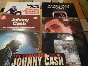 Johnny Cash Vinyl Records for Sale in Ferndale, WA