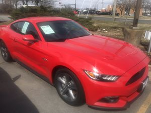 2015 Ford Mustang GT Premium Nav/Adaptive Cruise Control with 45,144 miles for $25,016! for Sale in Fairfax, VA