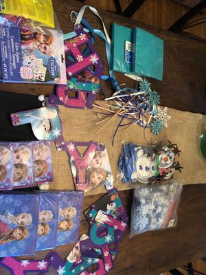 Frozen Party Crafts and Supplies for Sale in Ontario, CA
