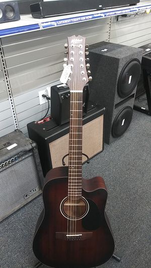Mitchell. Acoustic guitar t331tce-bst for Sale in Glen Raven, NC