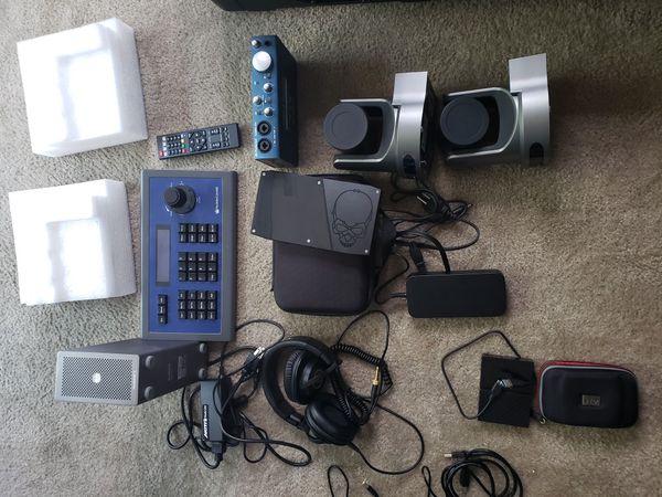 Audio video kit