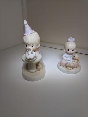 Precious Moments figurenes (2) for Sale in St. Petersburg, FL