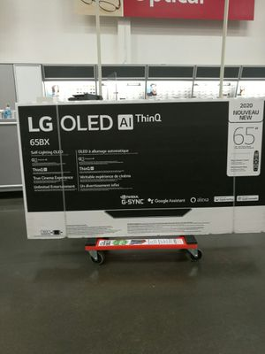 LG 65 inches oled brand new never opened with warranty for Sale in Brooklyn, NY