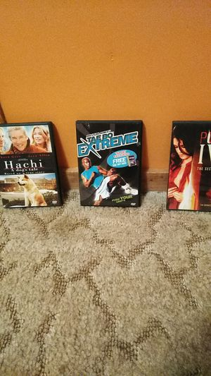 DVDs movies 3$ each for Sale in Marshfield, MO