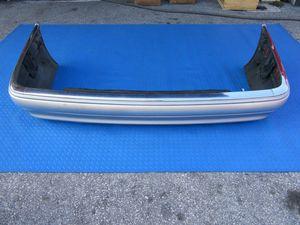 Mercedes E Class E320 E420 rear bumper cover 4708 for Sale in Hallandale Beach, FL