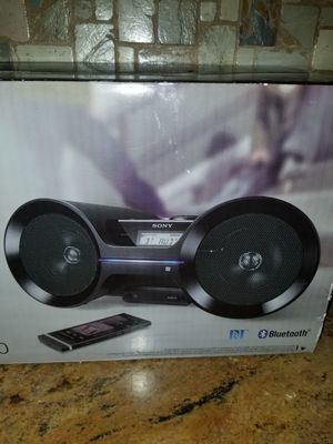 Sony blutooth stereo for Sale in Las Vegas, NV