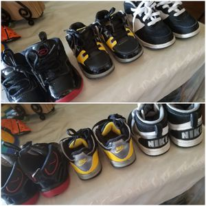 *****NIKE SHOES SIZE 6C***** for Sale in Fresno, CA