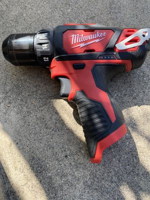 Milwaukee M12 Drill Driver Used for Sale in Los Angeles, CA